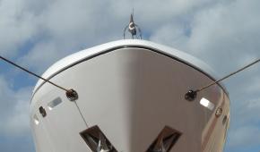 Motor Yacht Maintenance & Steel Work Repairs