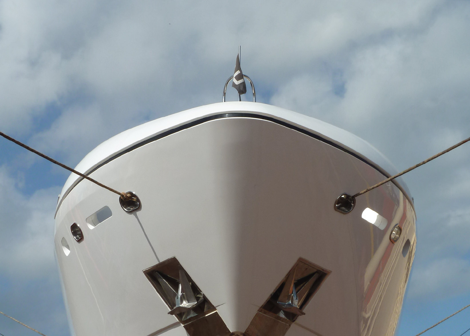 Motor Yacht Maintenance & Steel Work Repairs